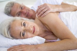 relieved couple solved erectile dysfunction