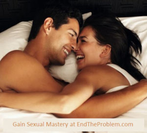 sexually fulfilled couple