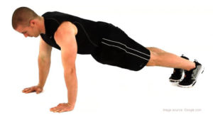 push up male