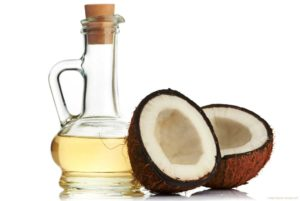 coconut oil for sexual function