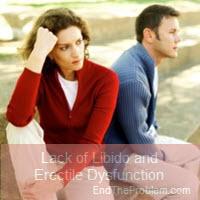 lack of libido couple
