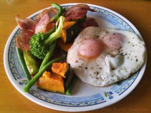 breakfast for hard erections