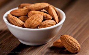 almonds increase libido