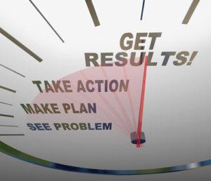take action to solve PE