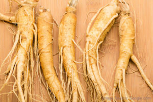 ginseng increases sex drive