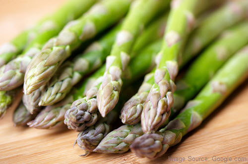 asparagus boosts sperm count