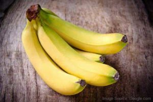 bananas for healthy sperm production