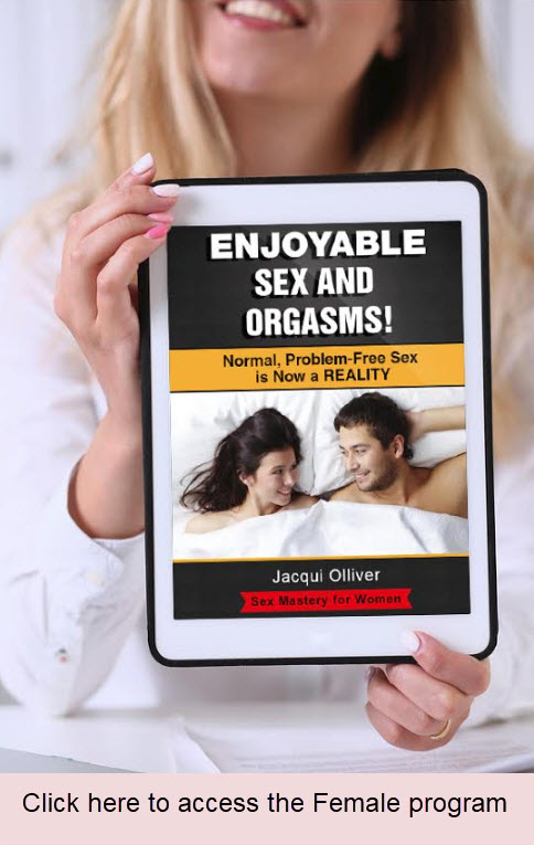Enjoyable Sex and Orgasms Program for Women
