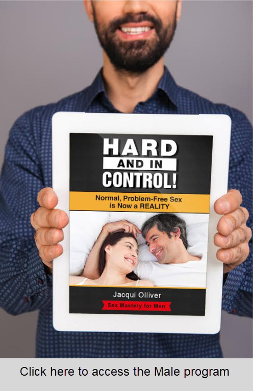 Hard and in Control Program for Men