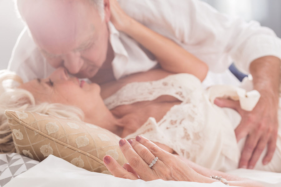 best sexual positions for couples over 50