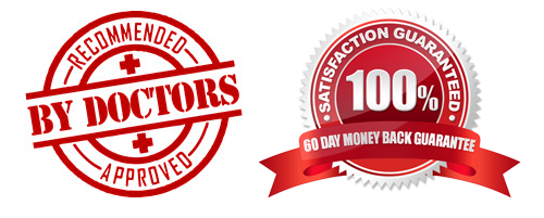 Satisfaction 100% Guarantee, 60 Day Money Back Guarantee