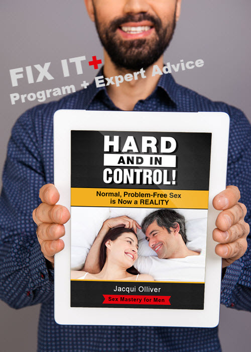 Sex Mastery fix it plus Hard AND in Control