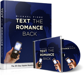 text the romance back into your relationship