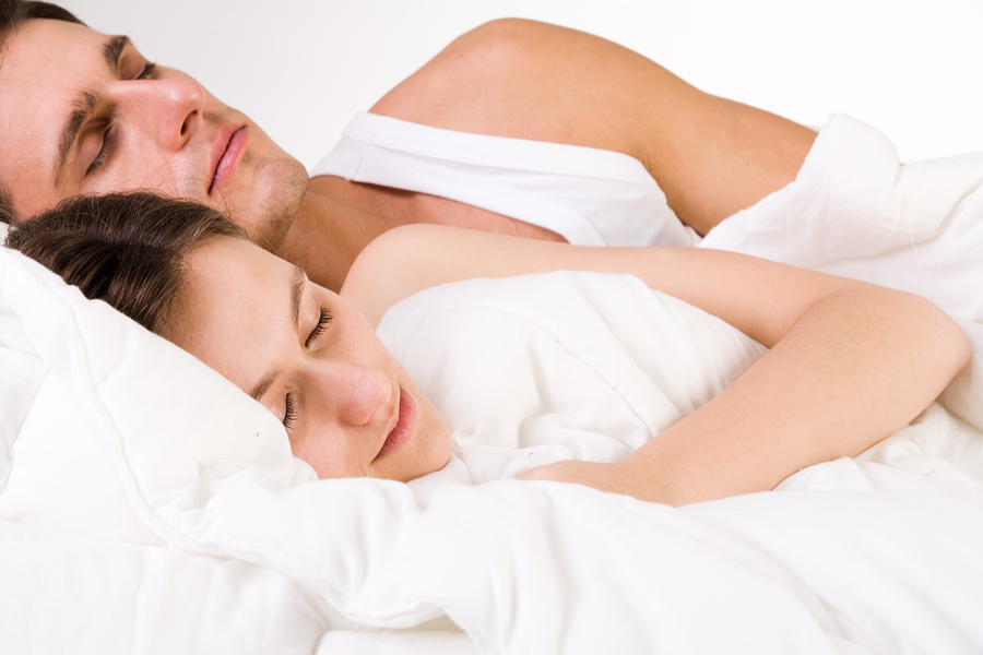 sleep for better sex