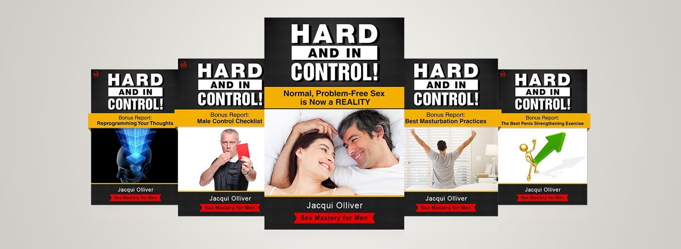 Sex Mastery Hard and in Control Jacqui Olliver