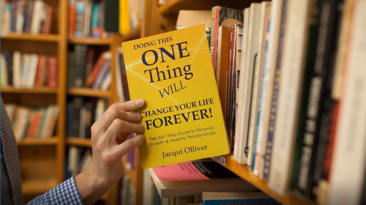 doing this one thing will change your life forever book