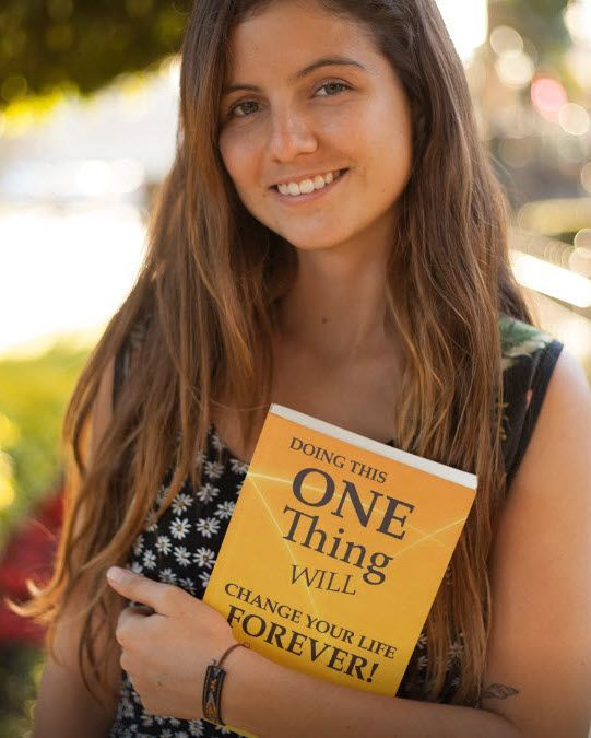 doing this one thing will change your life forever best book for teens