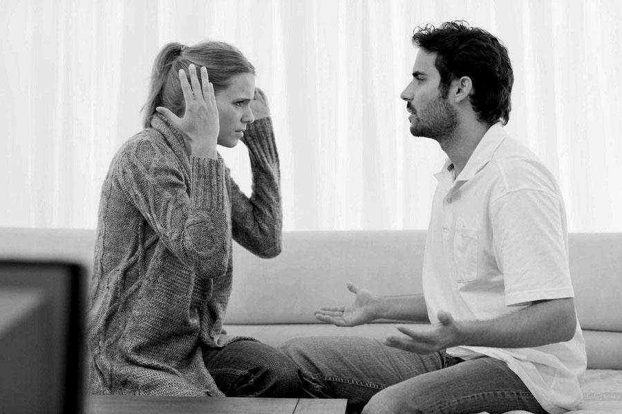 emotionally overwhelmed couple