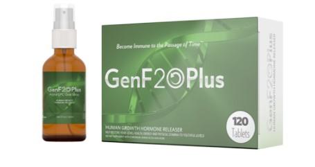 GenF20 Plus HGH supplement